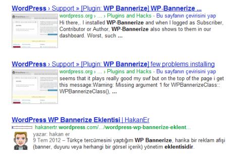 google autorship örnek