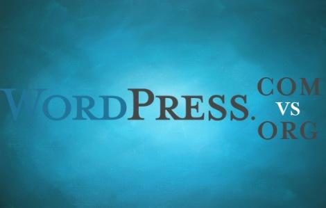 wordpress com ve org farklari nelerdir