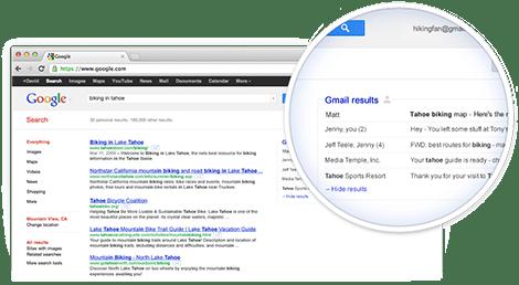 gmail sonuclari