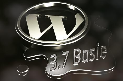 WordPress 3.7 Basie
